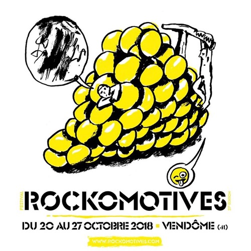 Rockomotives : Moon Gogo + Braziliers + Y-Bot + Calling Marian + Les Trucs