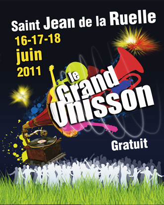 Le Grand Unisson 2011 : Puggy, Pep's, Madjo, Starliners...