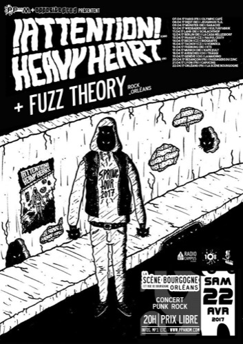 Heavy Heart + !Attention! + Fuzz Theory