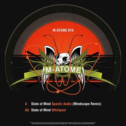 State Of Mind : nouvelle sortie drum'n'bass chez m-Atome