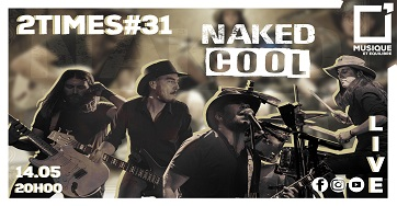 2times#13 - NAKED COOL
