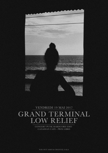 Grand Terminal + Low Relief