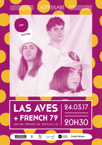 Las Aves + French 79