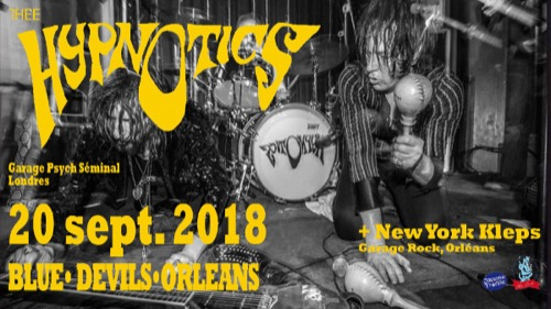 Thee Hypnotics + New York Kleps