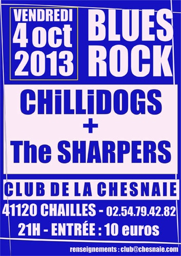 The Sharpers + ChilliDogs