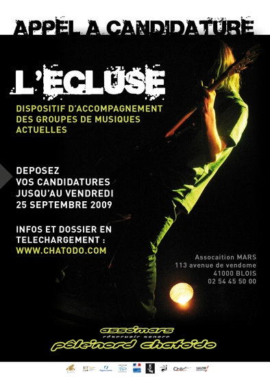 l'Ecluse : appel à candidature pour le dispositif d'accompagnement de l'association Mars