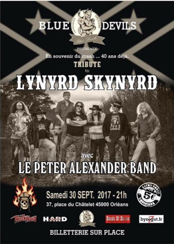 Peter Alexander Band (tribute to Lynyrd Skynyrd)