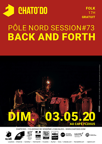 Pôle Nord Session#73 : Back and Forth