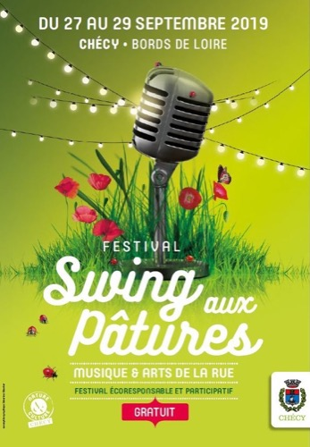 "Festival Swing aux Pâtures : Cats Collecto, ""Swing Explosion !"""