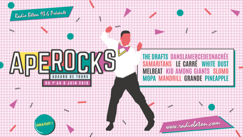 Aucard de Tours - Apérocks : The Drafts