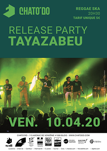 Release Party : Tayazabeu