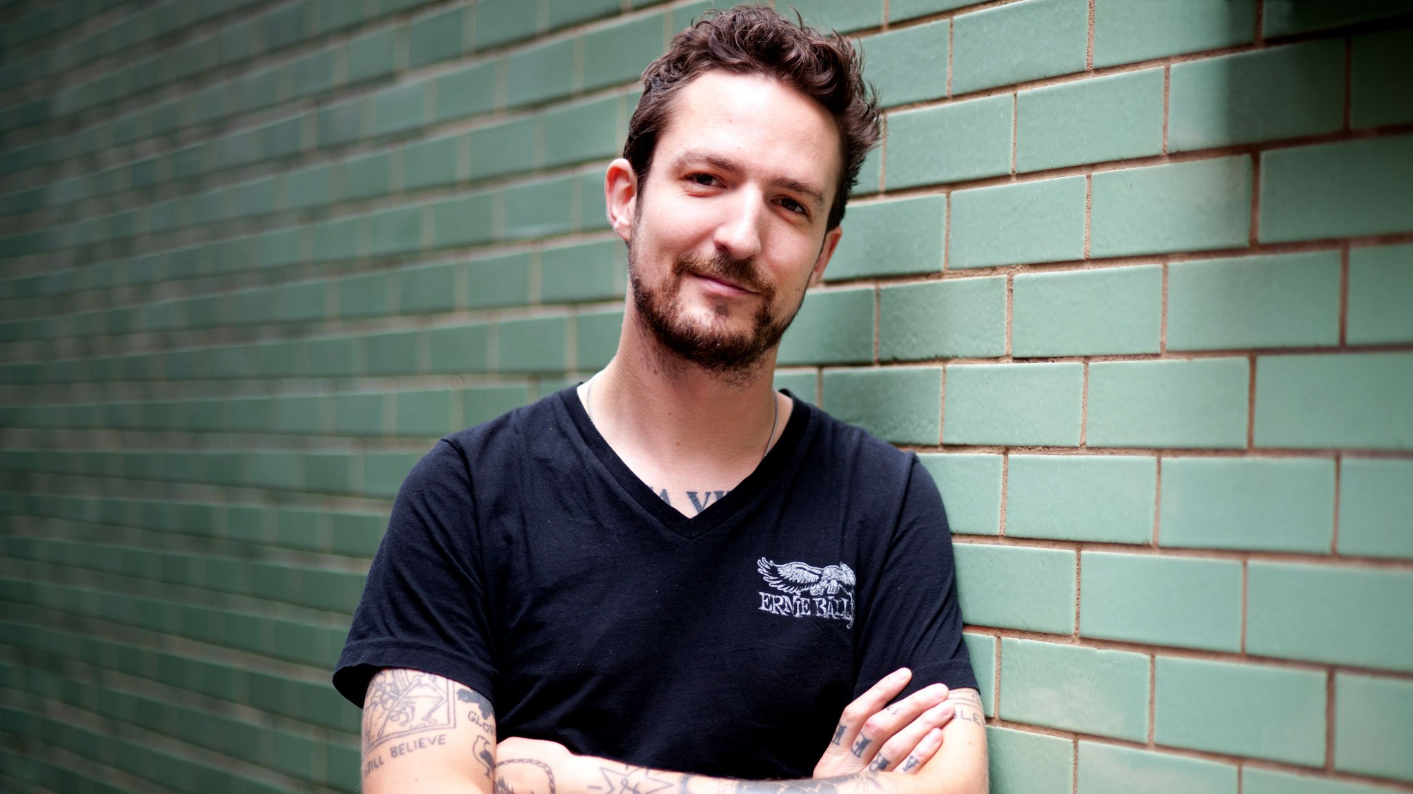 Frank Turner + Forest Pooky + Mybodyhorse vs Thee Mysterious Asthmatic Avenger + Blue Bear