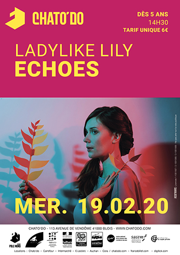 Chato'Marmots : Echoes de Ladylike Lily
