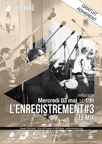 Initia'son : l'enregistrement#3 – Le Mix