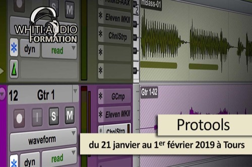 "Formation : ""Pro Tools"""
