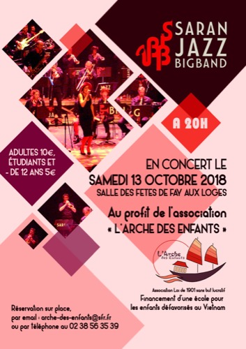 Saran Jazz Big Band