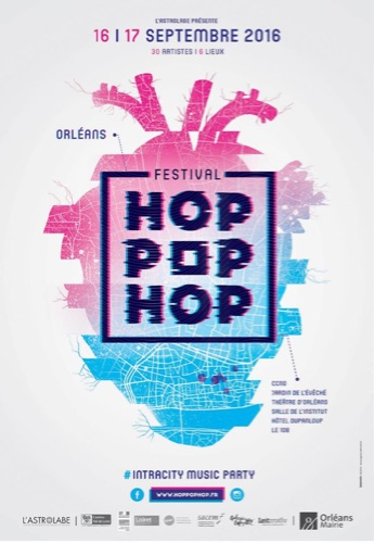festival Hop Pop Hop : Blast + It It Anita + Electric Electric + La Mverte
