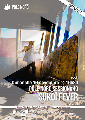 Pôle Nord Session #49 : Sukoï Fever