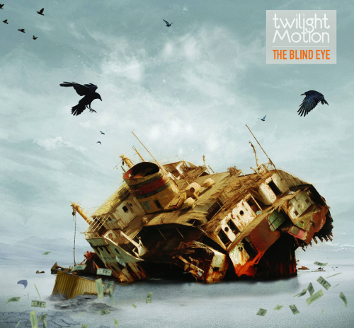 """The Blind Eye"" : nouvel album de Twilight Motion"