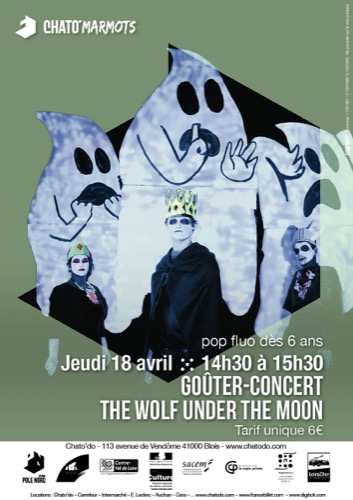 Goûter-concert : The Wolf Under The Moon