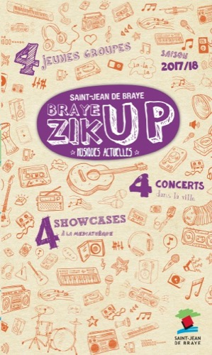 BrayeZik'Up : Thé Vanille