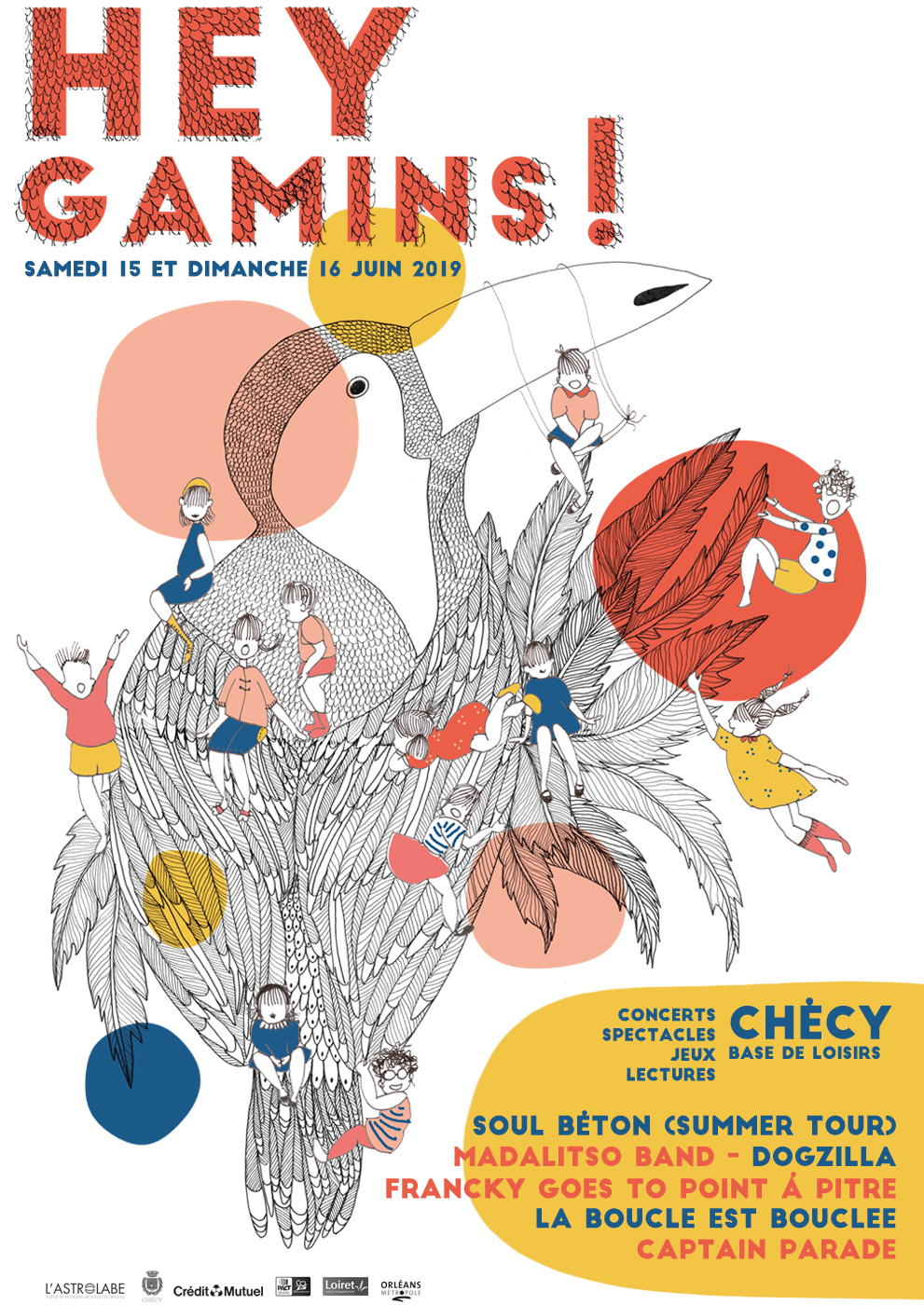 FESTIVAL HEY GAMINS! 2019 - DIMANCHE