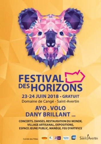 Festival des Horizons : Volo + Ayo