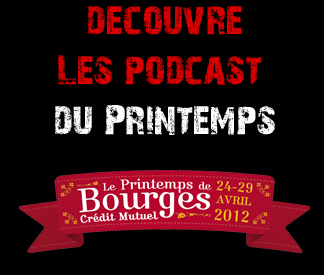 Session Live au Printemps de Bourges : les podcasts en écoute