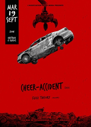 Cheer-Accident + Fuzz Theory
