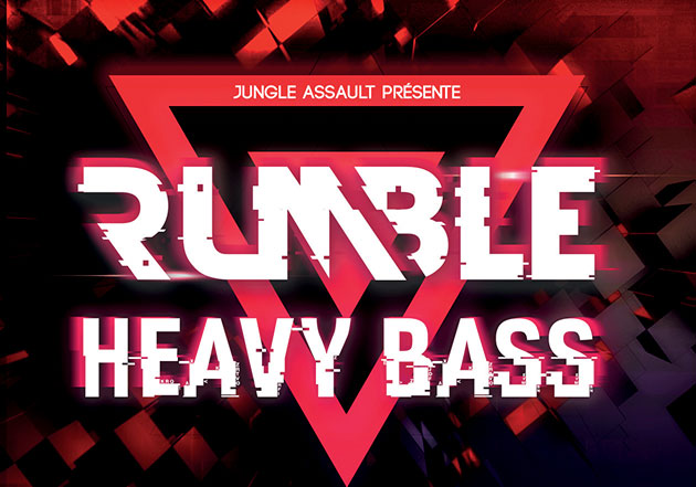 RUMBLE : HEAVY BASS
