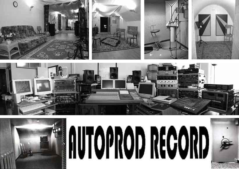 Autoprod Record