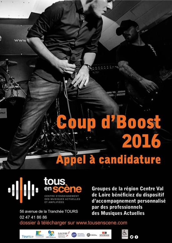 Coup d'Boost