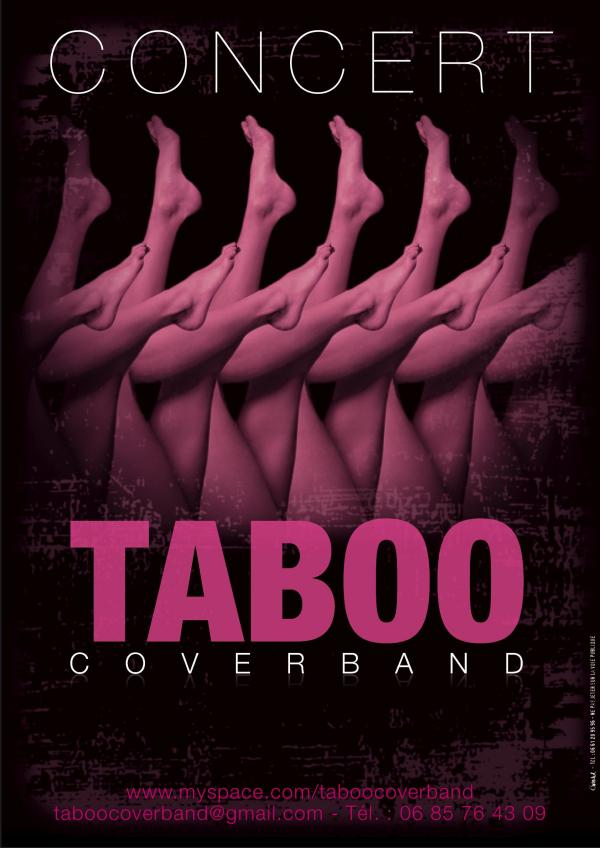 Taboo Cover Band