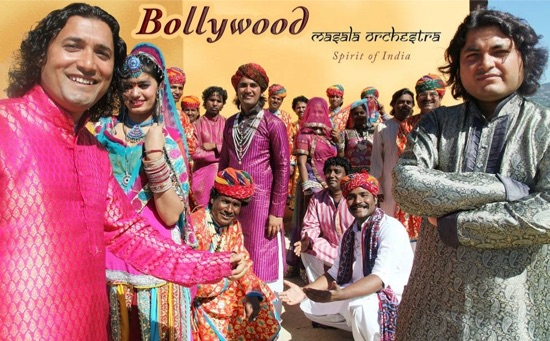 Bollywood Masala Orchestra - Spirit of India