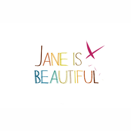Jane Is Beautiful