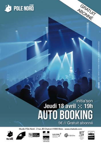 "Initia'Son : ""Auto booking"""
