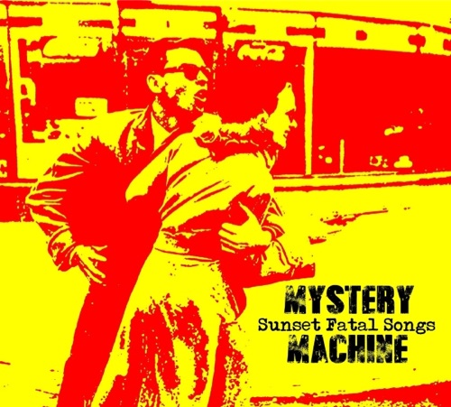 Mystery Machine sort un nouvel album