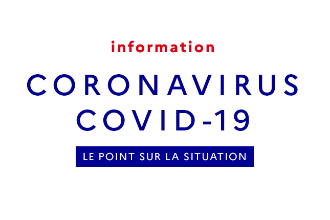 Coronavirus : on fait le point