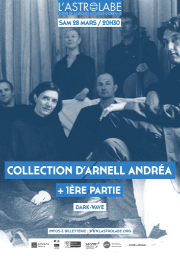 Collection d'Arnell~Andrea + Laudanum